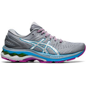 asics Gel-Kayano 27 Shoes Women, digital aqua/pure silver